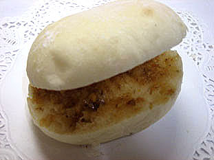 白パン五平餅(味噌付)